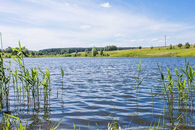 озеро спиринское