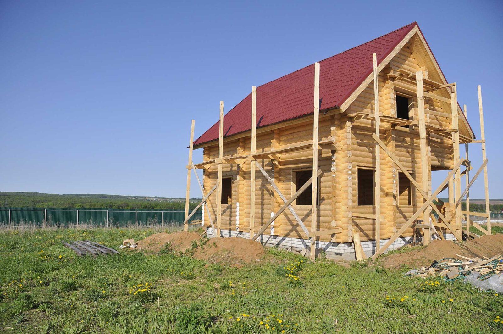 какой дом построить, постройка бревенчатого дома, сборка бревенчатого дома, дом из оцилиндрованного бревна, дом деревянный купить