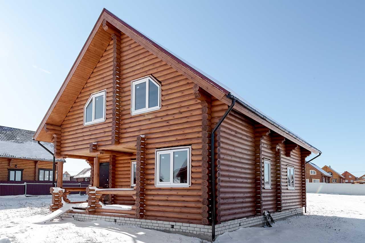 дом деревня, Дом в деревенском стиле, деревянный коттедж, каменские холмы