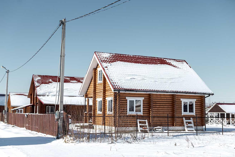 каменские холмы деревянные дома