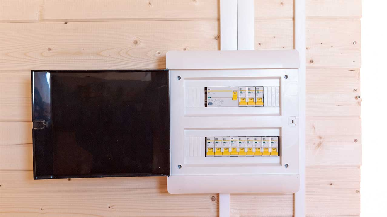 электрика в доме