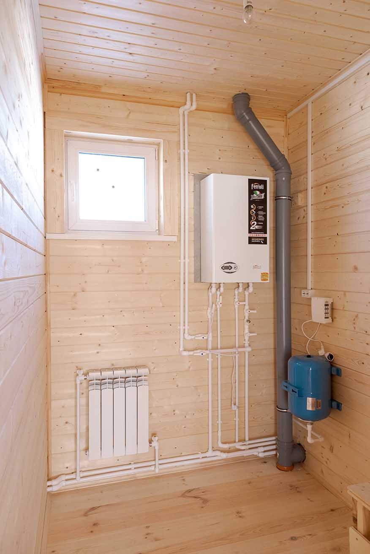 газовый котел установка, трубы в доме, насос водяной установить, камнскские холмы
