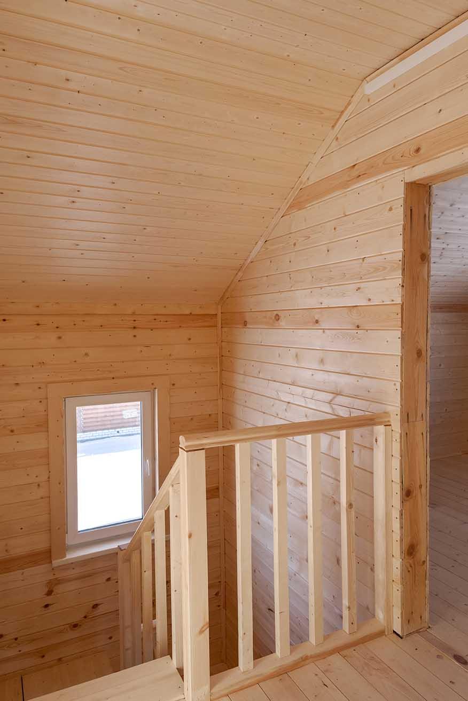 деревянный дом, каркасный дом