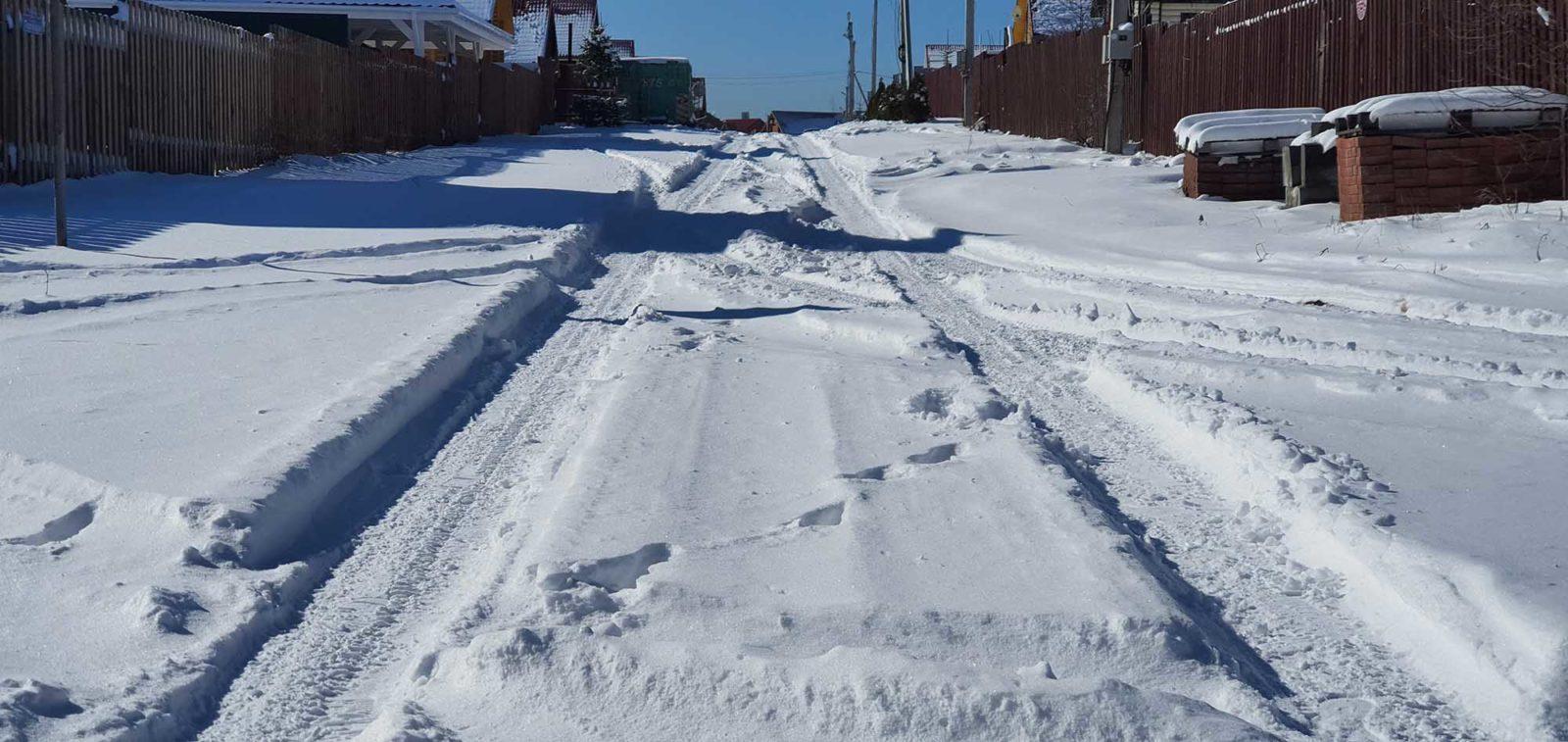 дорога зимняя, каменские холмы дорога