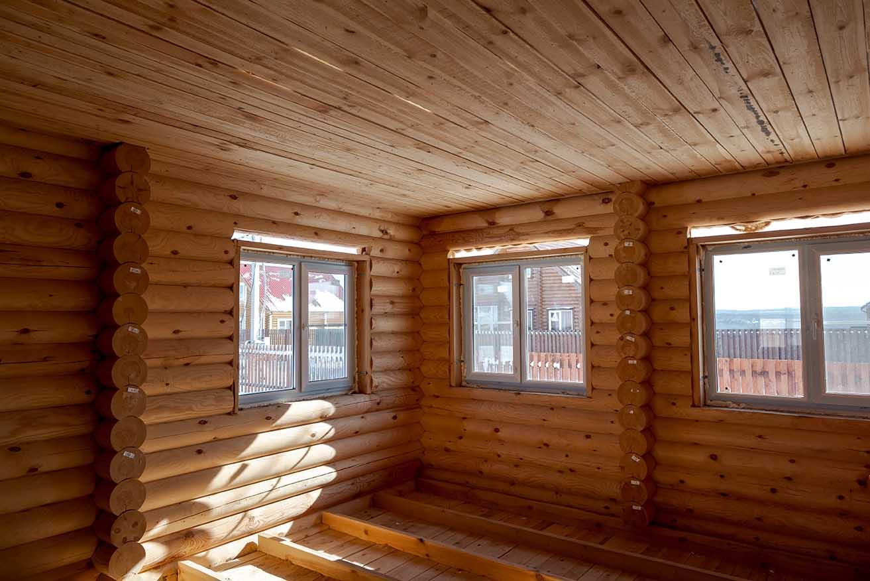 деревенский дом, дом деревня, деревянный дом внутри