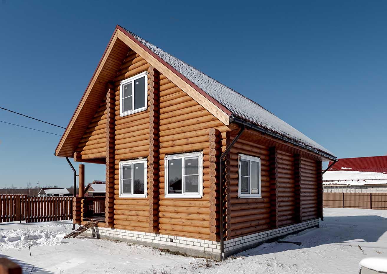 дом из оцилиндрованного бревна, каменские холмы коттеджный поселок, дом деревянный, каменские холмы деревянный коттедж