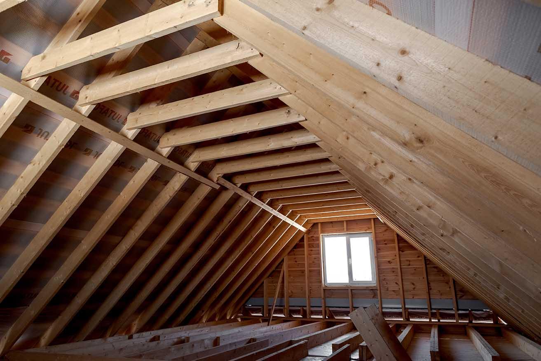 крыша дом, крыша деревянного дома