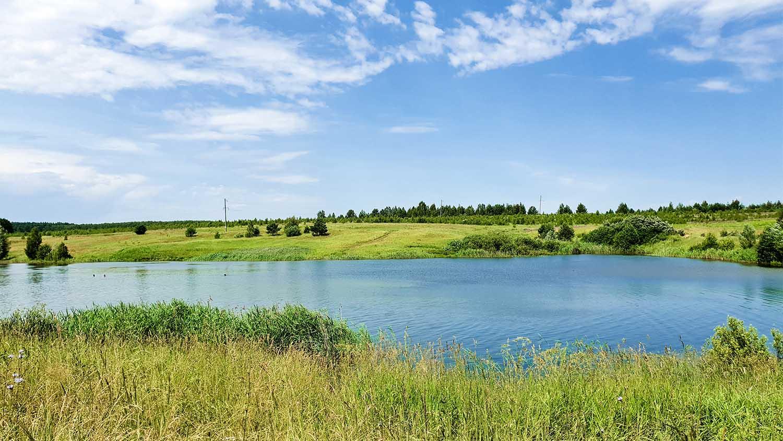 озера богородский район, озеро спиринское