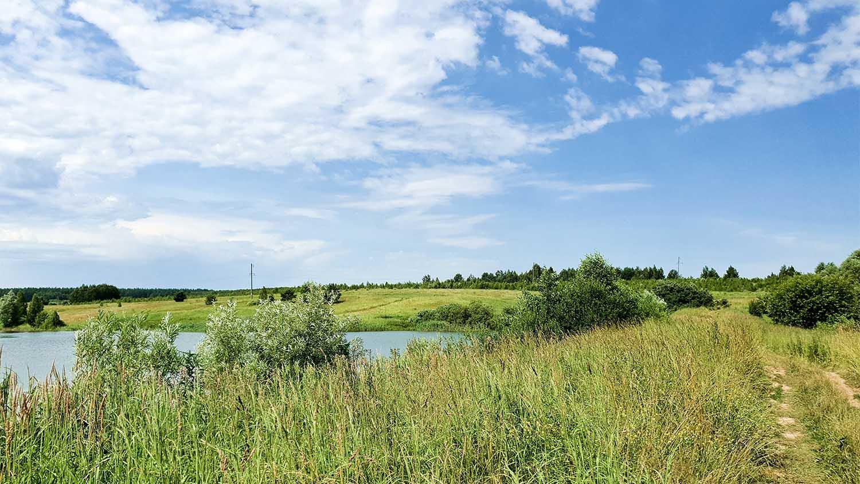 каменские холмы, жизнь в деревне, жизнь у озера, переехать жить в деревню, озеро килелейка, озера богородского района