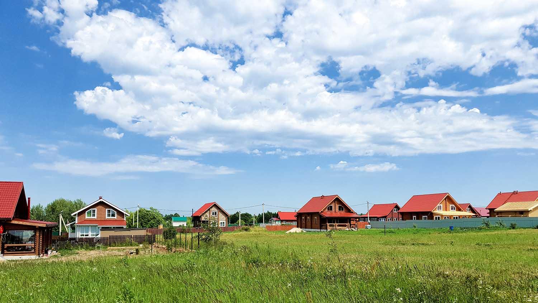 земельный участок с домом, каменские холмы
