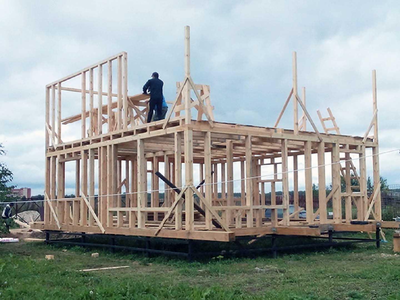 какой дом купить, сборка каркасного дома, каркасная, постройка каркасного дома