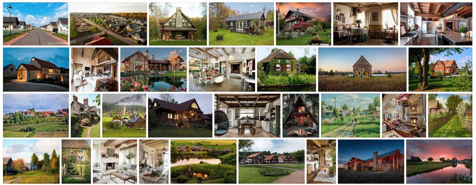 современная деревня, жизнь за городом, как жить в деревне